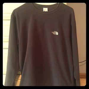 Men's North Face sweatshirt